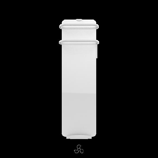 CAMPAVER BAINS за баня бял 600+600W