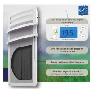 QUARTO BAINS Smart EcoControl - Отопление за баня от Ел отопление